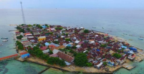 Ada Yang Positif COVID-19, Ribuan Warga Pulau Kodingareng Akan Di Rapid Test