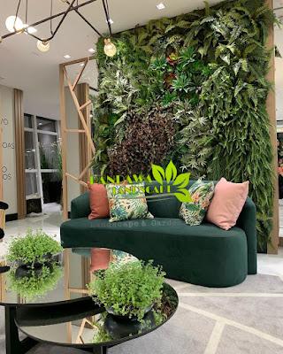 Jasa vertical garden sintetis surabaya