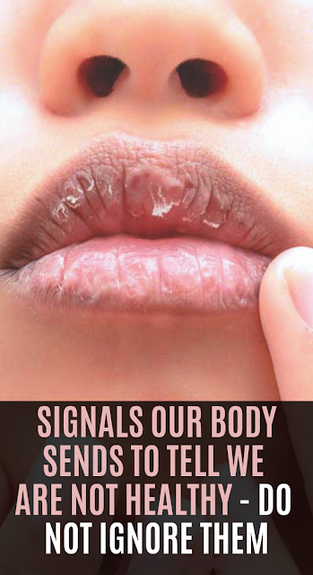 Signals Our Body Sends To Tell We Are Not Healthy – Do Not Ignore Them!