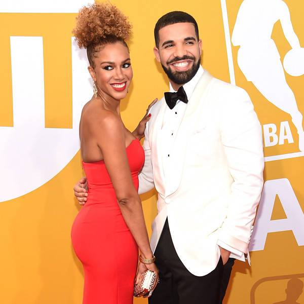 Drake Brings Basketball Reporter Rosalyn Gold-Onwude As His Date To The 2017 NBA Awards