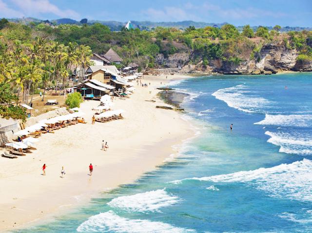 daftar 10 pantai terbaik di indonesia - Pantai Balangan, Bali