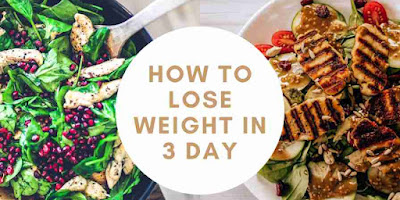 How To Lose 10 Kg Weight in 3 Days - GT4u