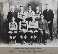 Historical Museum; Vintage Franklin Sports Team Photos