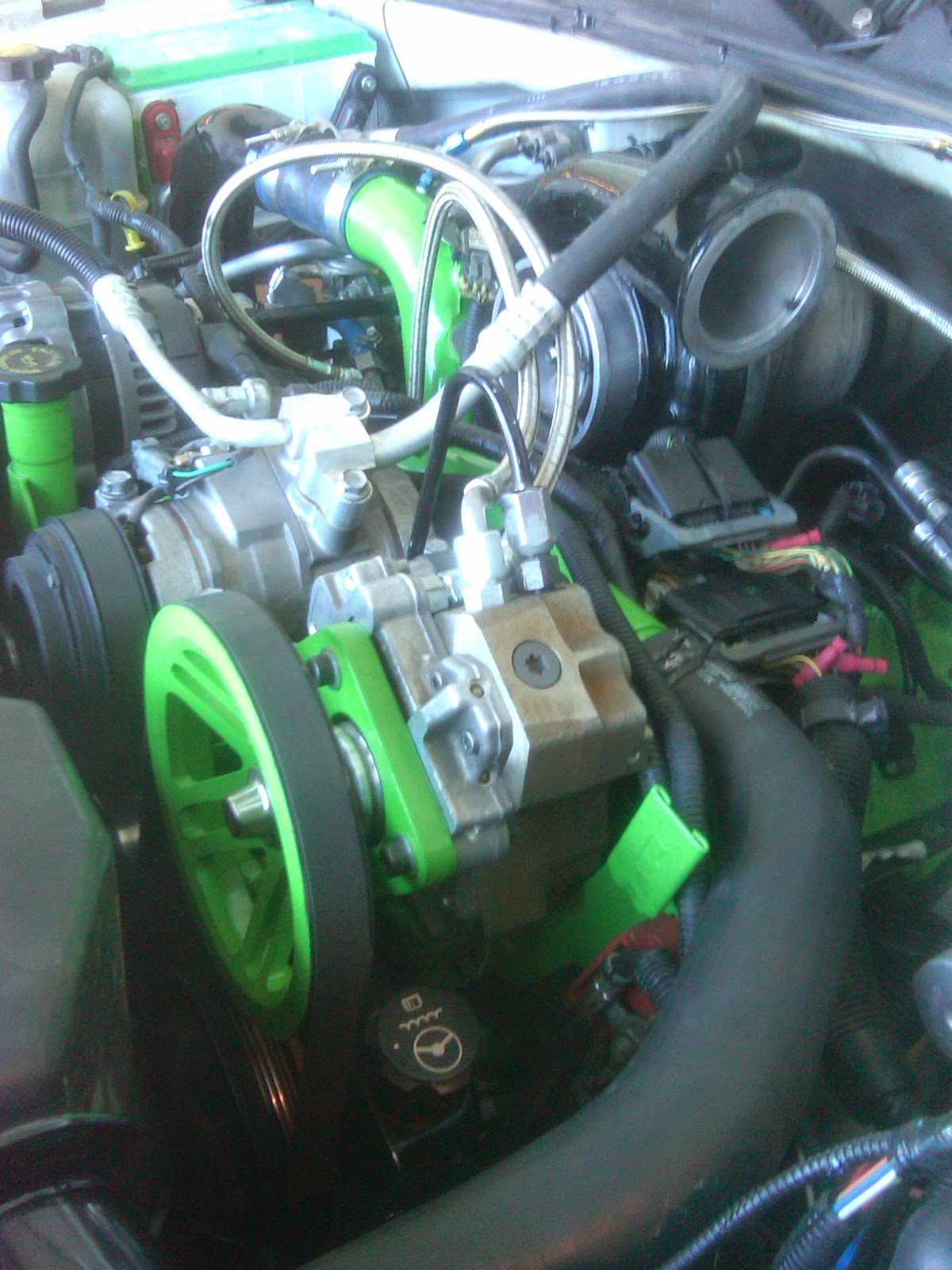 installing wiring harnes on lmm duramax [ 1200 x 1600 Pixel ]