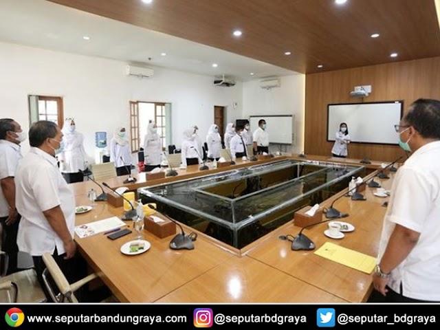 201 PPPK di Lingkungan Pemkot Bandung Resmi Dilantik Wali Kota