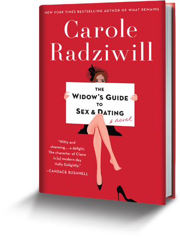 The widows guide to sex and dating carole radziwill