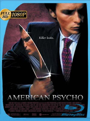 Psicópata Americano (2000)HD[720P] latino[GoogleDrive] DizonHD