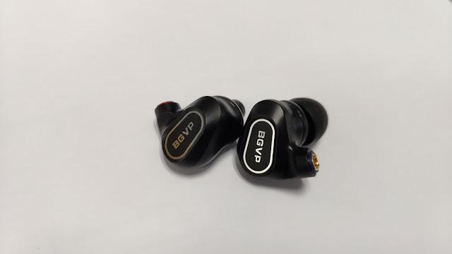 BGVP DN2 入耳式鍍鈹圈鐵耳機, 樸實的外觀, 配戴感優異, 用料滿滿 - 11