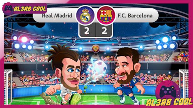 تحميل لعبة head soccer