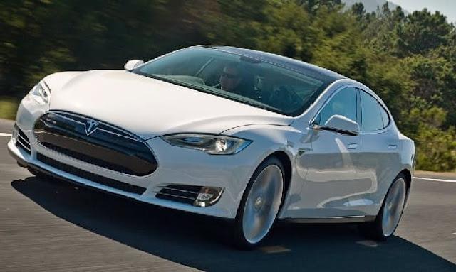 تسلا Tesla Model S