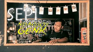 Lirik Lagu Sepi - Ndarboy Genk