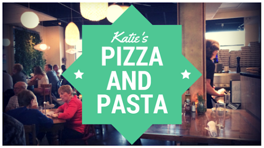 Date Night: Katie's Pizza and Pasta Osteria