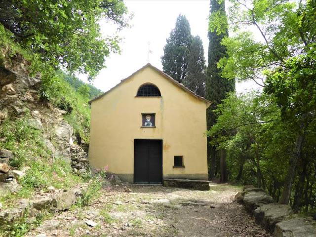 Cappella Santa Maria Maddalena Zoagli