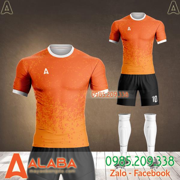 quần áo bóng đá không logo đẹp