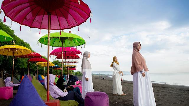 Indonesia menempati peringkat kedua Wisata Muslim