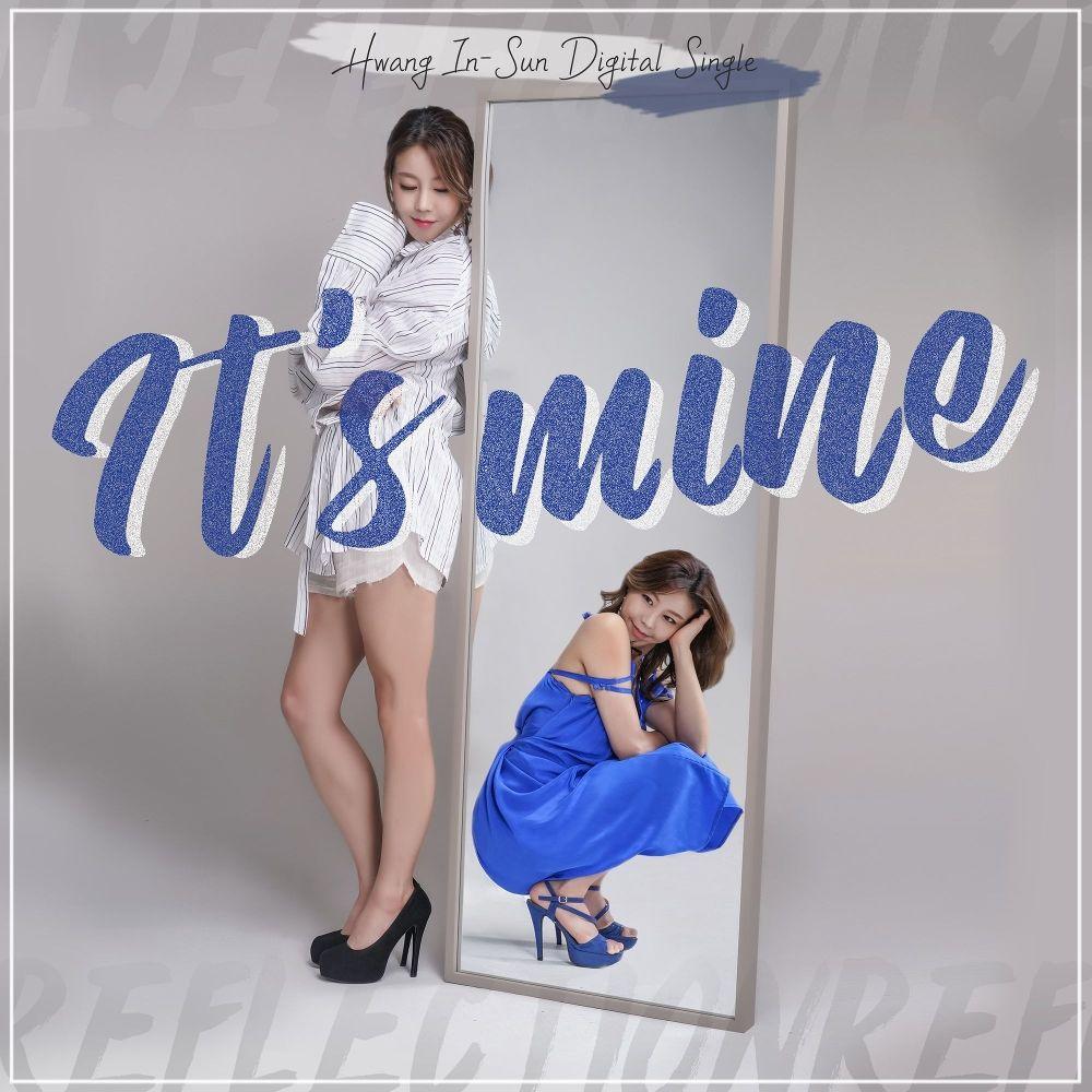 HWANG IN SUN – it's mine – Single