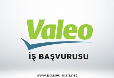 Valeo iş başvurusu