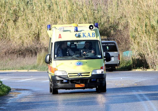 Αργολίδα: Τροχαίο ατύχημα με εγκλωβισμό κοντά στον Ίναχο