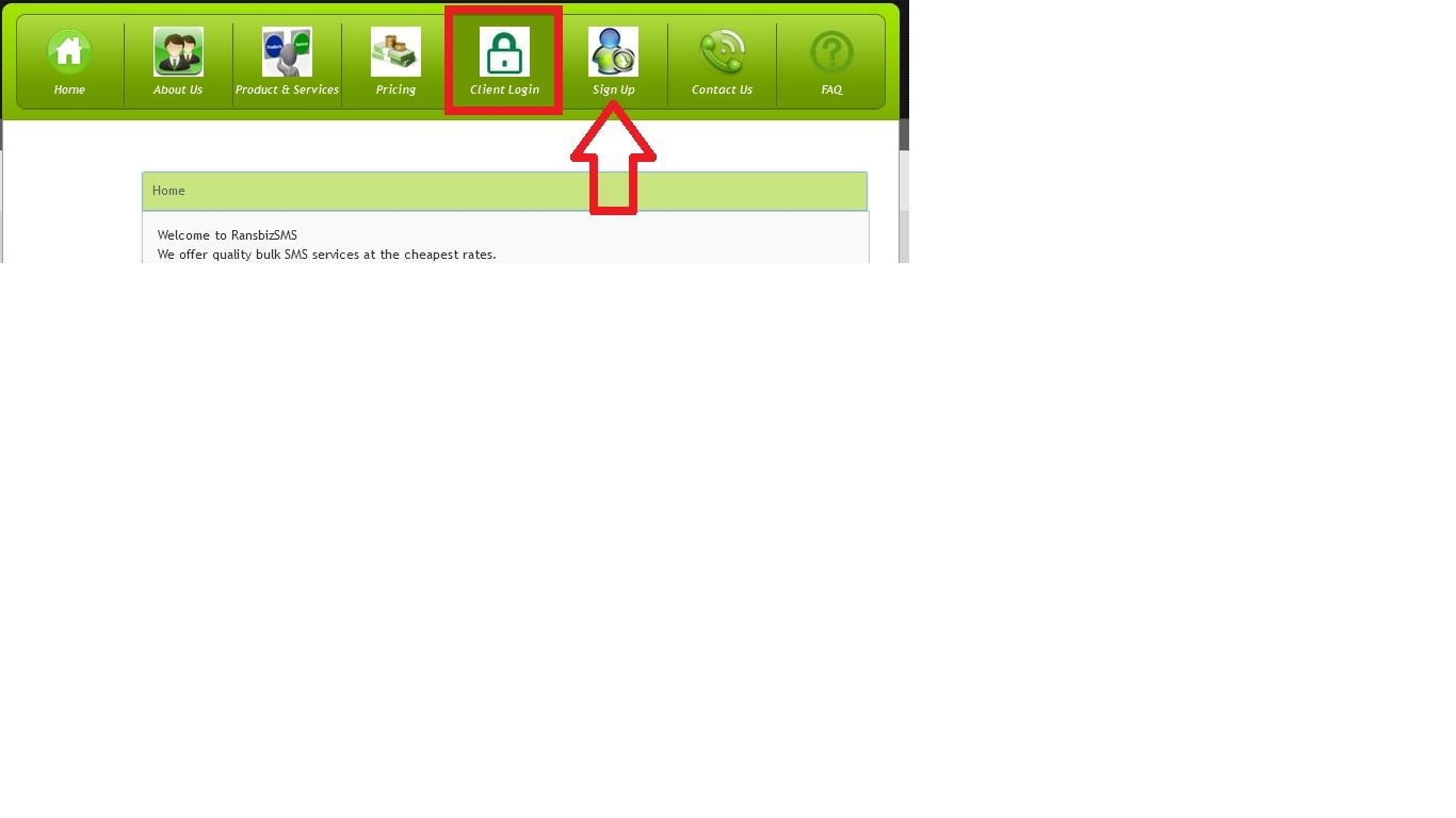 How to Send Wap Push Message on RANBIZ Bulk SMS Platform