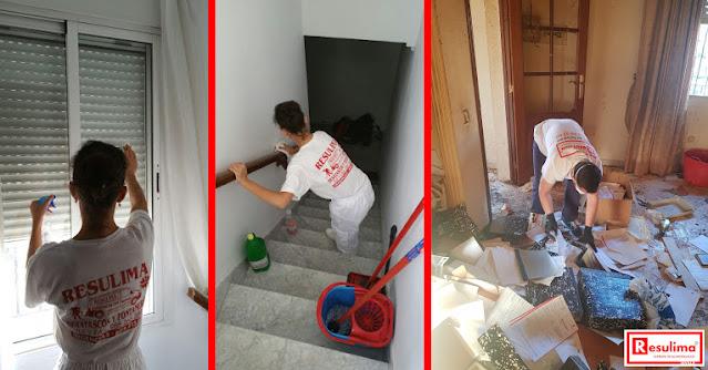 empresa limpieza en Sevilla