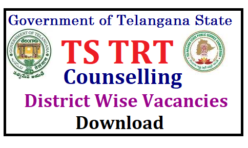 Telangana TRT 2017 Counselling Schedule has been released. Day wise TRT 2017 Schedule announced finally. Display of district wise selected candidates list at Concern District Educational Officer Offices and their Official website. Identification of Vacancies and Post wise School Assistant Language Pandits PET in DEO Official websites. Here are the all Telangana District wise Official DEO Website Addresses Vizz Adilabad DEO Hyderabad DEO Karimnagar Khammam Mahabubnagar Medak Nalgonda Nizamabad Ranga Reddy and Warangal Website Links and Check here Vacancy Details ts-teachers-recruitment-trt-2017-district-wise-vacancies-deo-official-website-links-downloadTS TRT 2017 TS Teachers Recruitment District wise Vacancy Details of SA LPs PET Download at DEOs Official websites/2019/07/ts-teachers-recruitment-trt-2017-district-wise-vacancies-deo-official-website-links-download.html