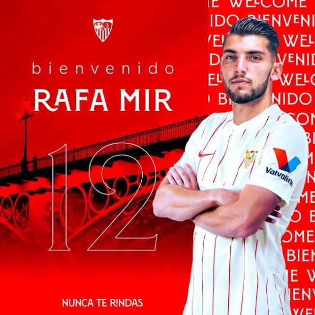 Rafa Mir Sevilla
