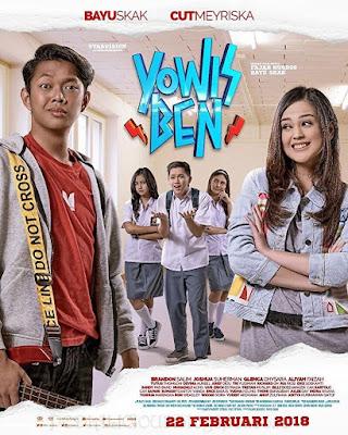 Sinopsis film Yowis Ben (2018)