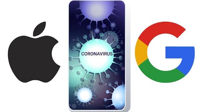 apple dan google akan luncurkan aplikasi lacak pasien corona