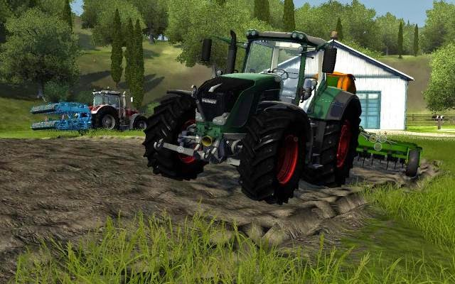 Agricultural Simulator 2013 PC Games