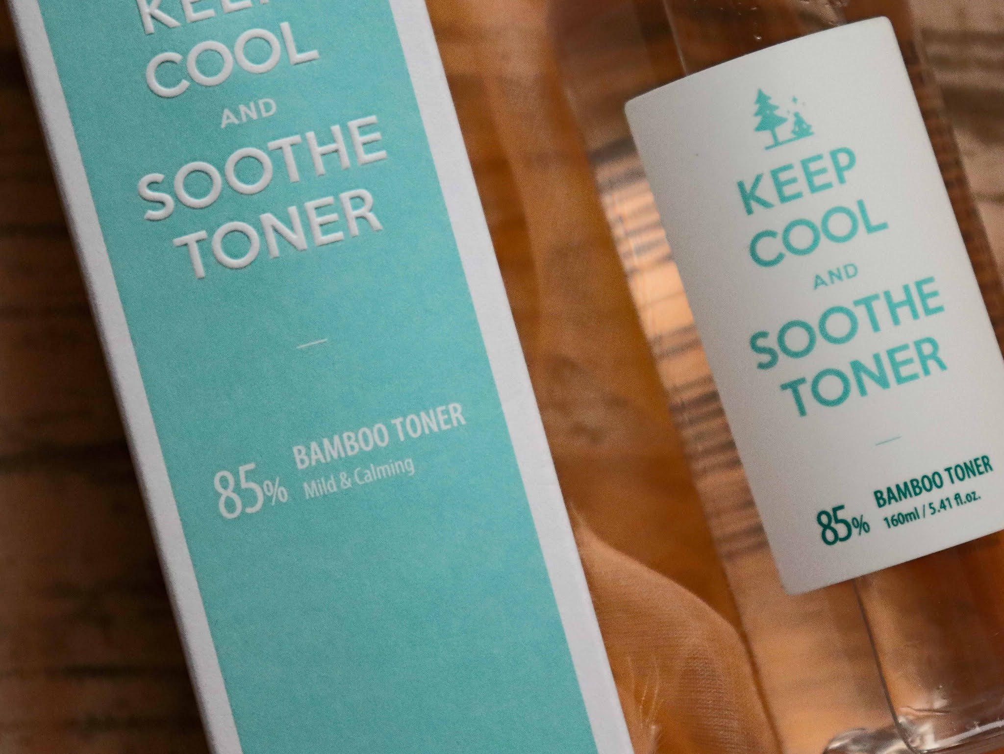 Keep Cool and Soothe Toner - Maccaron