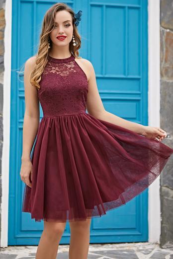 burgundy-lace-dress