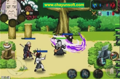 Download Naruto Senki v1.21