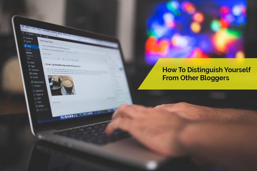 webdesign and niche blogger