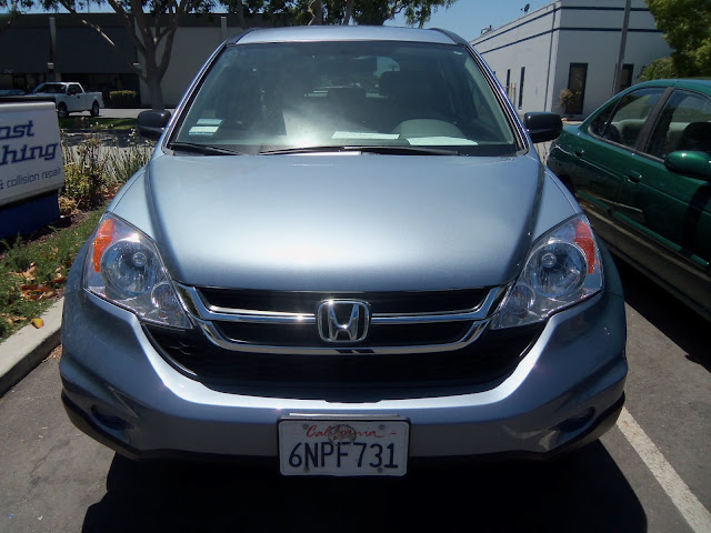 Honda CR-V Collision Repair