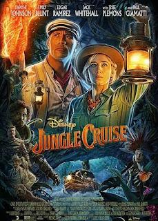 Jungle Cruise[2021][NTSC/DVDR-Custom HD]Ingles, Español Latino