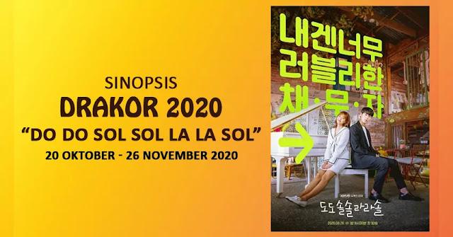 Sinopsis Drama Korea Do Do Sol Sol La La Sol