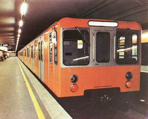 I primi 40 anni della Metro A: 16 febbraio 1980-2020