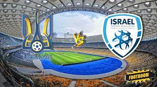 Украина - Израиль U21: смотреть онлайн 05-6-2019