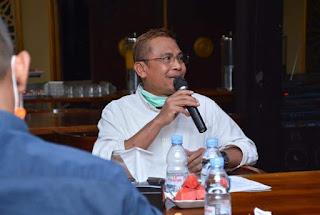Bersama Kepala BNPT RI, Feri Sofiyan Hadiri Diskusi Program Deradikalisasi