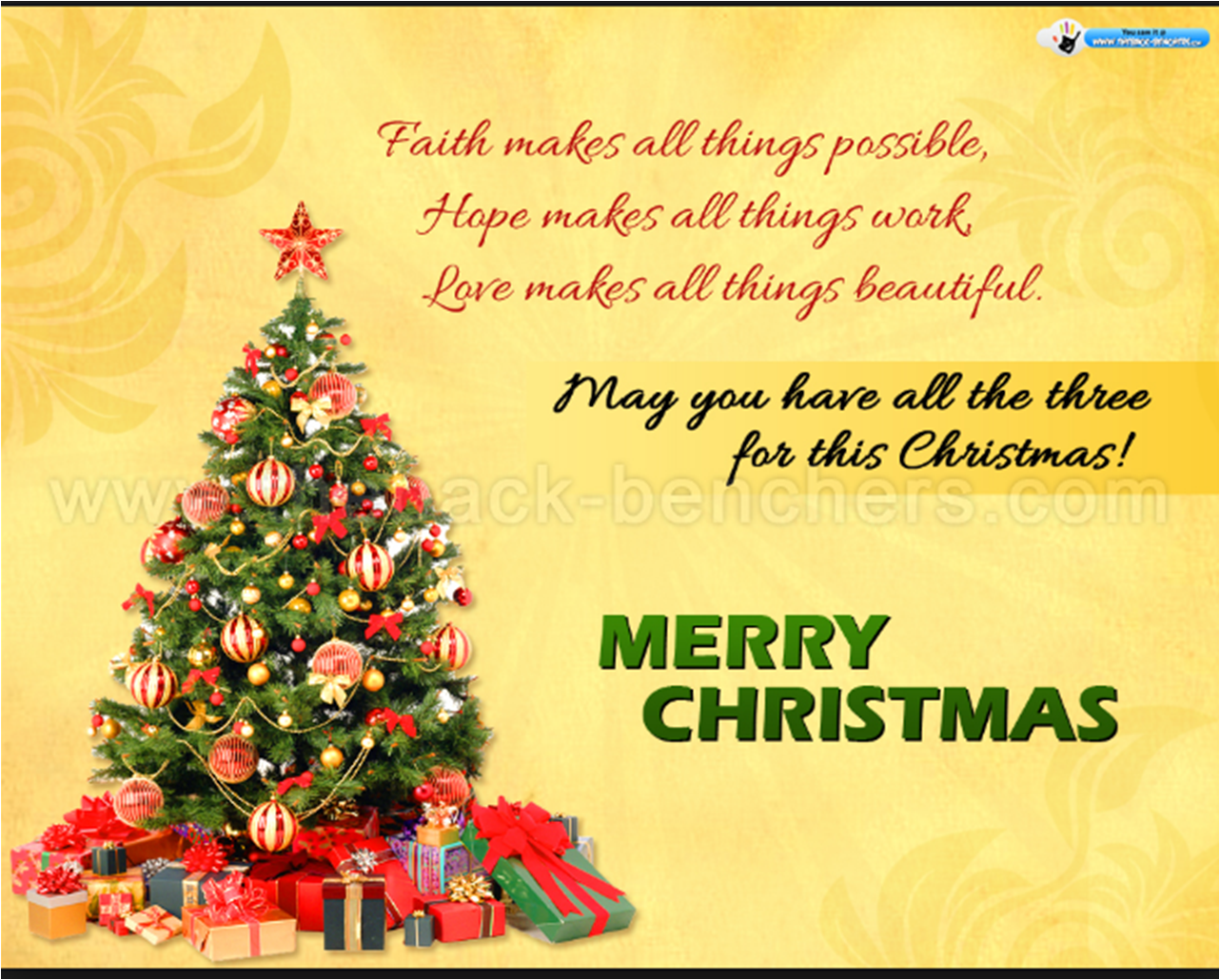 Profitable Trading From Skyhawk Merry Christmas Greetings