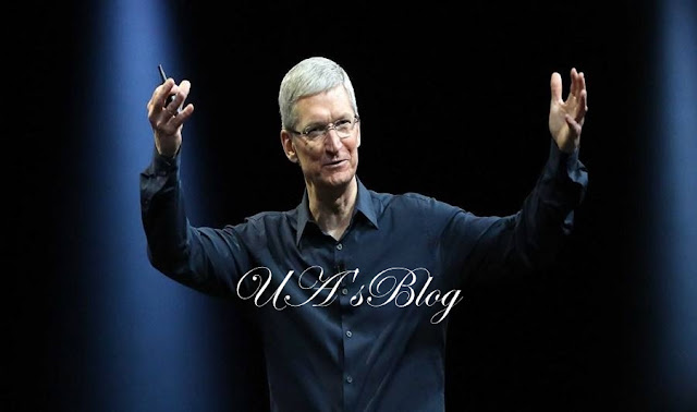 'Being gay is God's greatest gift' – Apple CEO, Tim Cook