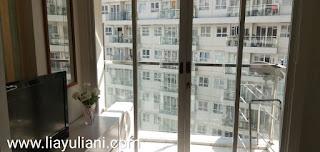 Apartemen tower Topas di Gateway Pasteur