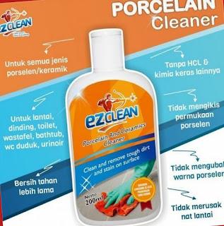 EZCLEAN | Porcelain Cleaner  Mulai dari Rp 55.000