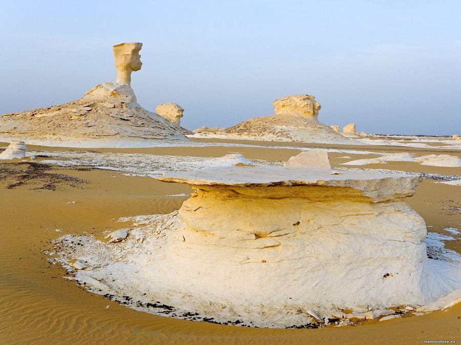 White Desert National Park Egypt
