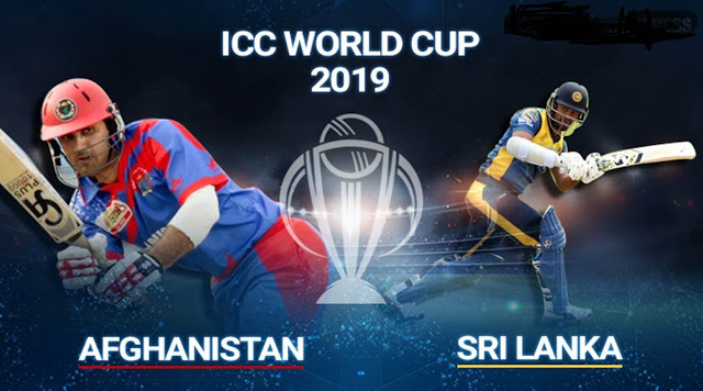 Afghanistan-vs-Sri-Lanka-ICC-Cricket-World-Cup-2019
