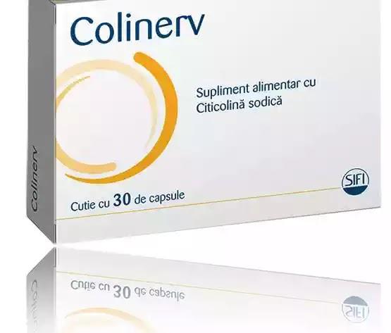 COLINERV Citicolină sodică păreri forumuri suplimente buna funcționare a celulelor nervoase din creier