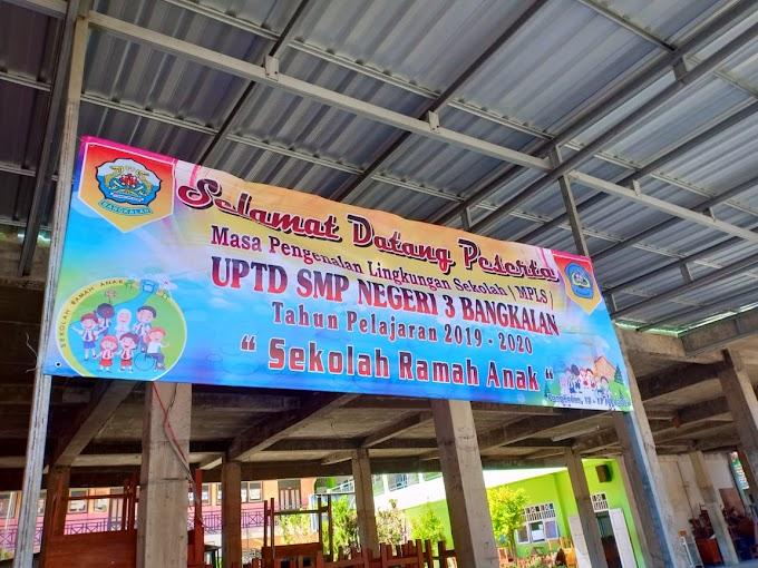 MPLS UPTD SMPN 03 Bangkalan Tahun Pelajaran 2019/2020