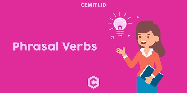 contoh phrasal verbs
