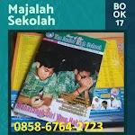 Percetakan Majalah Sekolah. 085867642723 Buletin Pamflet