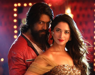 kgf 1 yash and tamanna wallpaper
